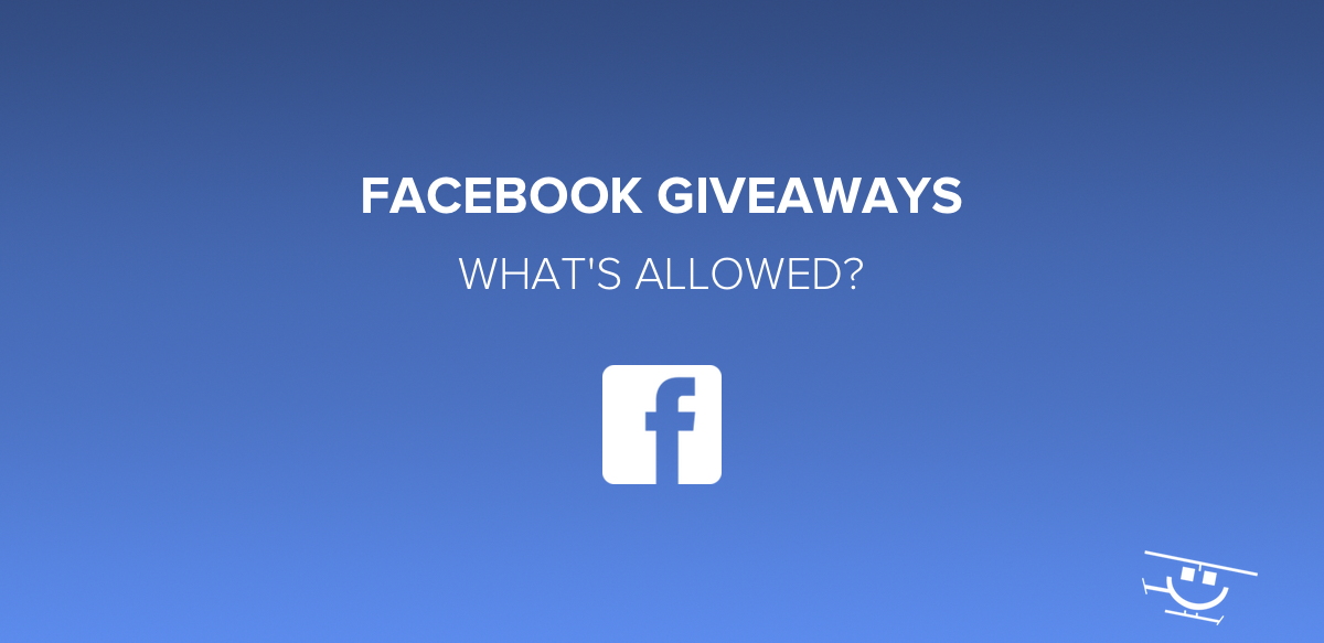 Giveaways on Facebook Rules
