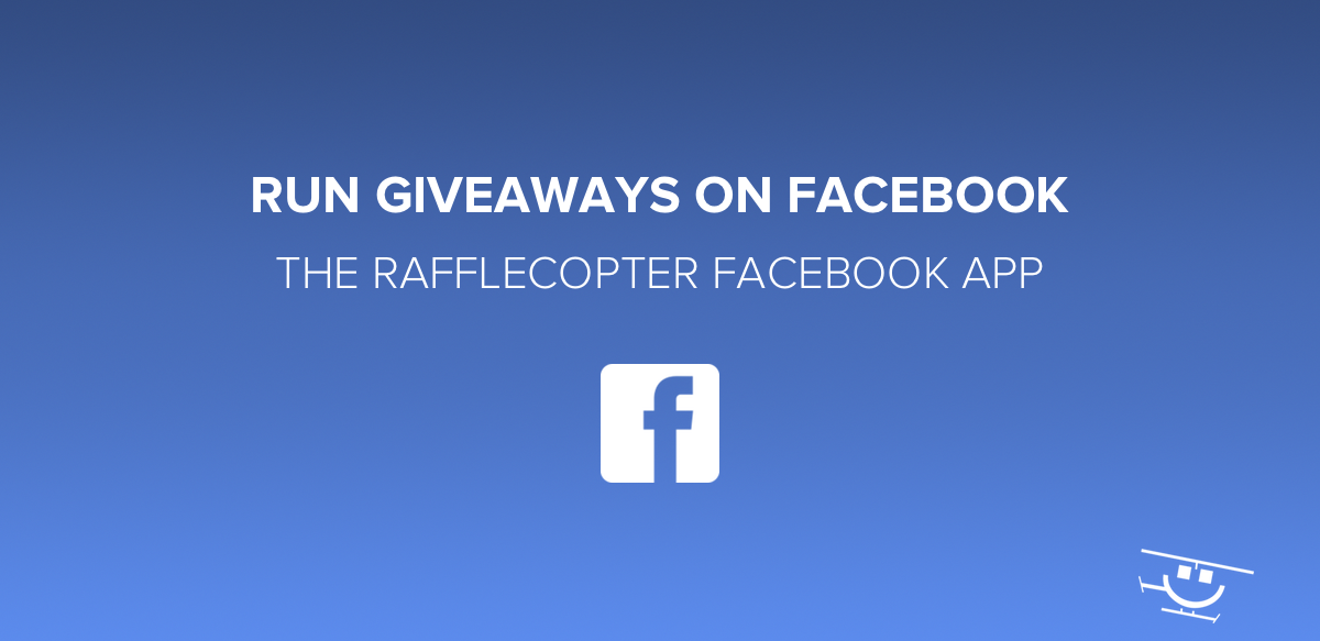 Run Giveaways on Facebook
