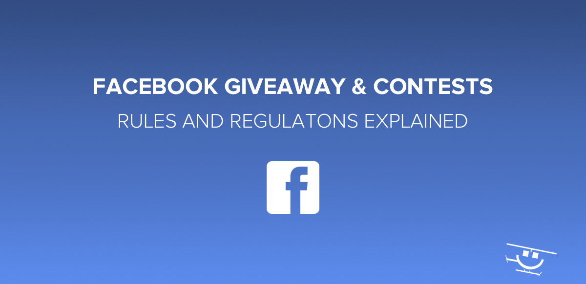 Facebook Giveaway Rules and Regulations