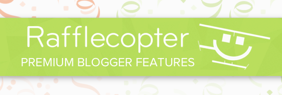 Rafflecopter Premium Blogger Features