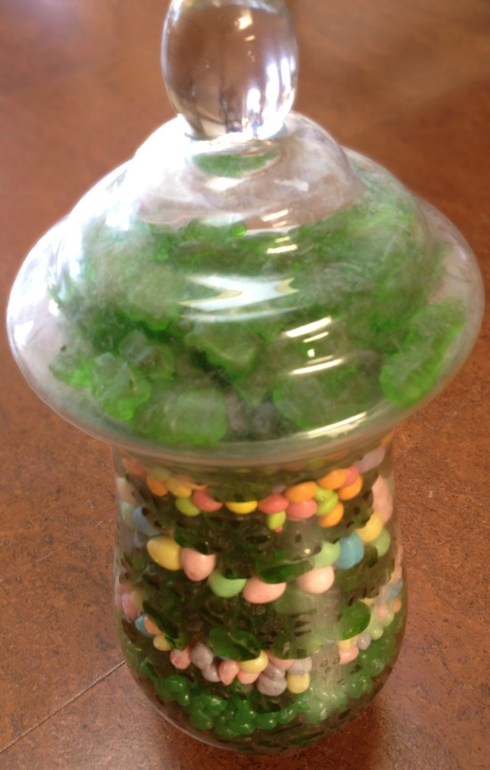 Rafflecopter Candy Jar Image 2