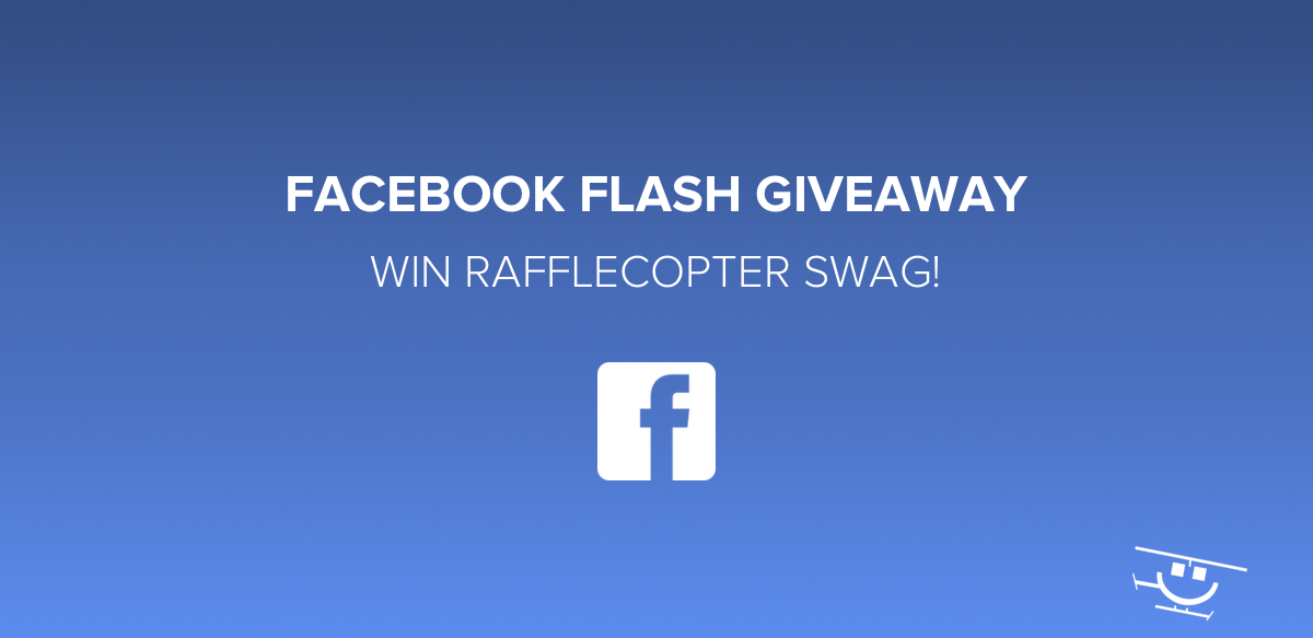 Facebook Flash Giveaway