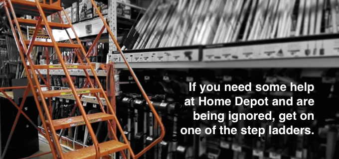 Home Depot Customer Support