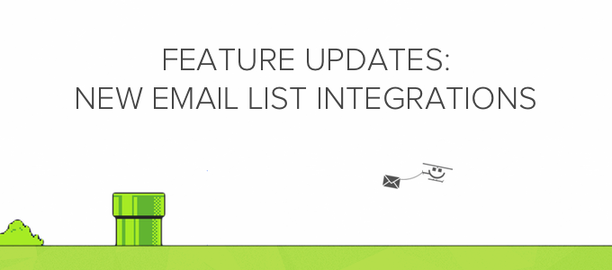 Rafflecopter Email List Integrations