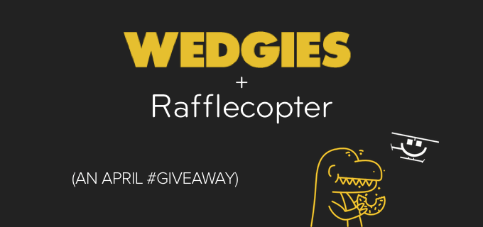 Wedgies Rafflecopter Giveaway