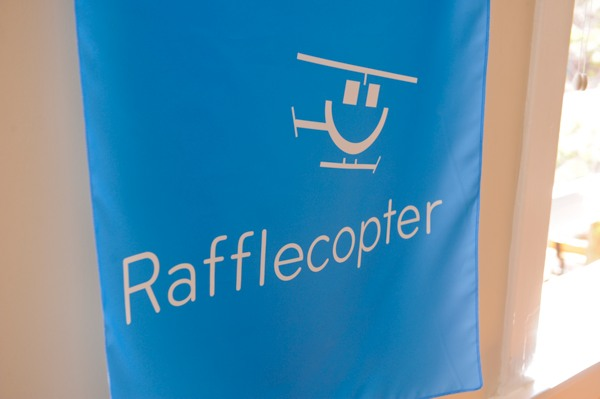 A Rafflecopter banner :)