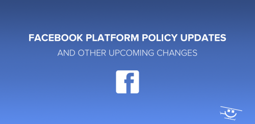 Facebook Platform Policy & Giveaways