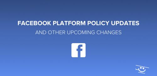 Facebook Platform Policy & Giveaways