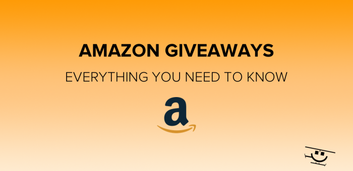 do item giveaway reviews on amazon