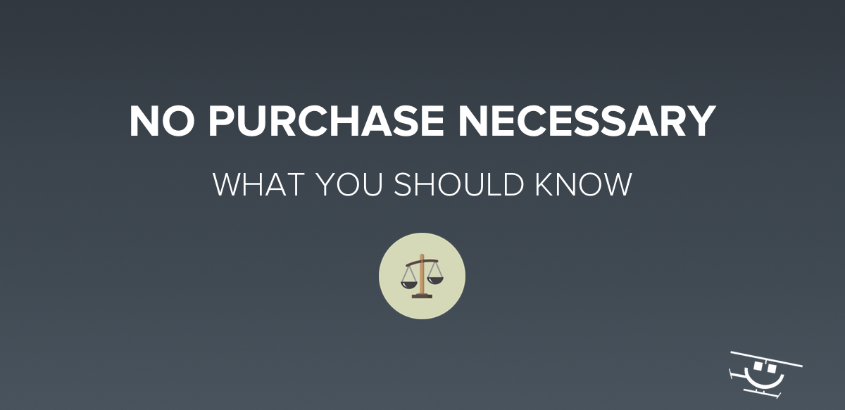 No Purchase Necessary Law Giveaways Rafflecopter