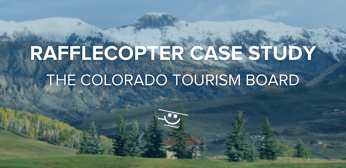 Rafflecopter Case Study: Colorado.com