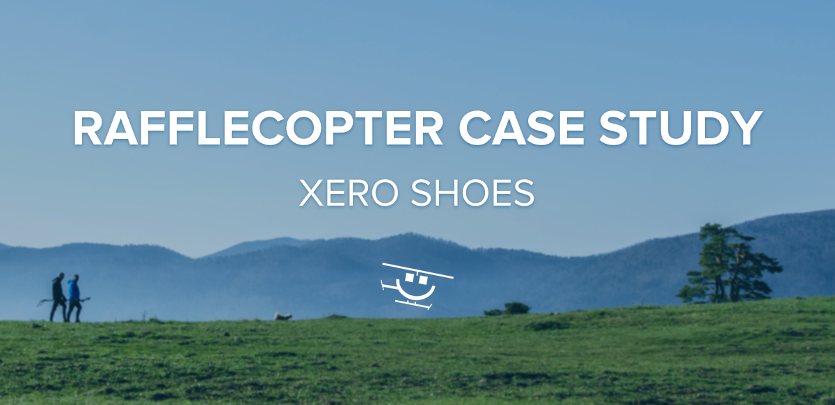 Rafflecopter Case Study: Xero Shoes