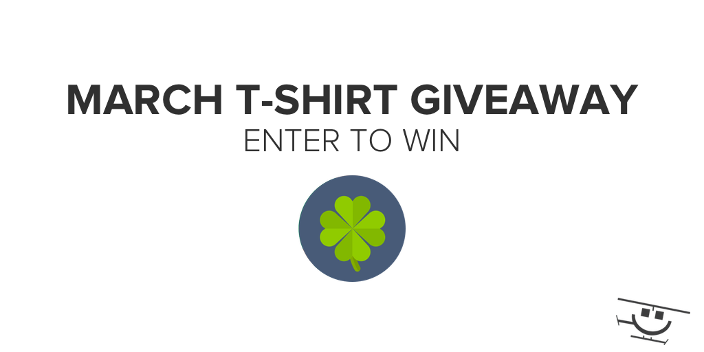 March Monthly Giveaway