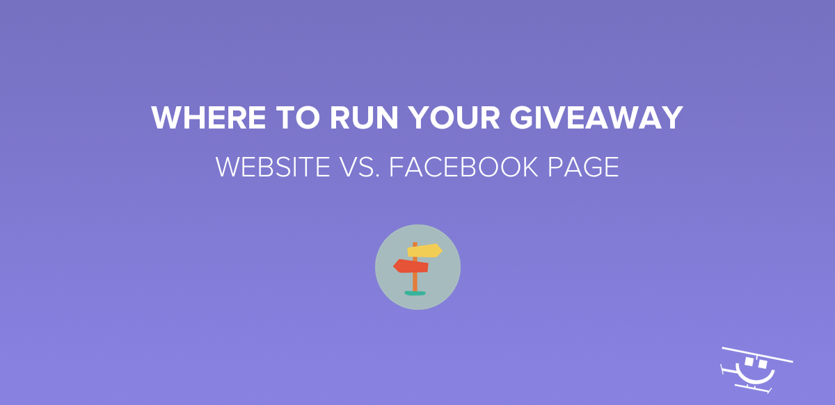 Where to Run your Giveaway